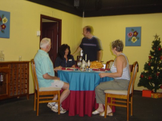 At the table3