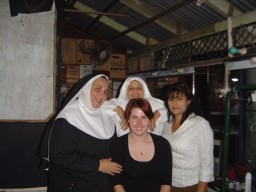 Cast and Stage Manager: Kath Ward, Letitia O'Brien, Donna Priddle, Jodie Kirk