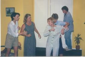 Ilana, Maya, Maureen, Sue, Bronwyn