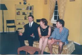 John, Bronwyn, Peter