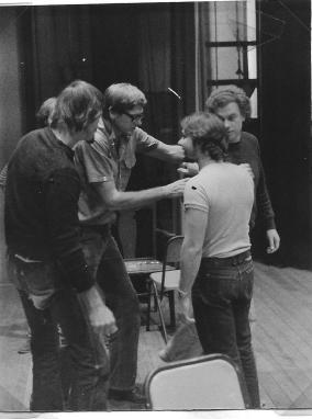 Ken Sanders, Jan Smith (director), Sandy Bowman, Jim Crawford