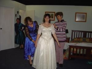 Stephanie, Jo, Carlene and Sue
