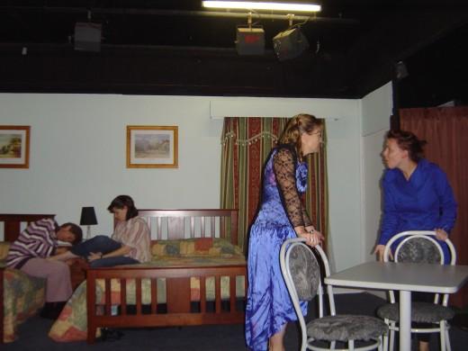Sue, Carlene, Jo and Stephanie