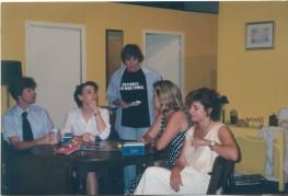 Sue, Ilana, Bronwyn, Maya, Donna