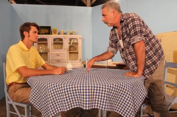 Connor and Bill